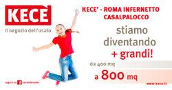 KECE' ROMA INFERNETTO RADDOPPIA!